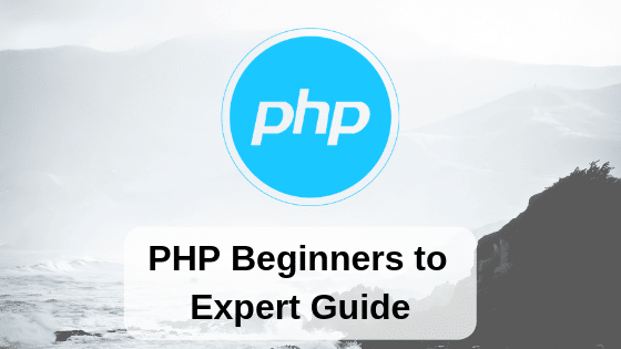 Learn PHP from Scratch With Video Tutorial Total Free